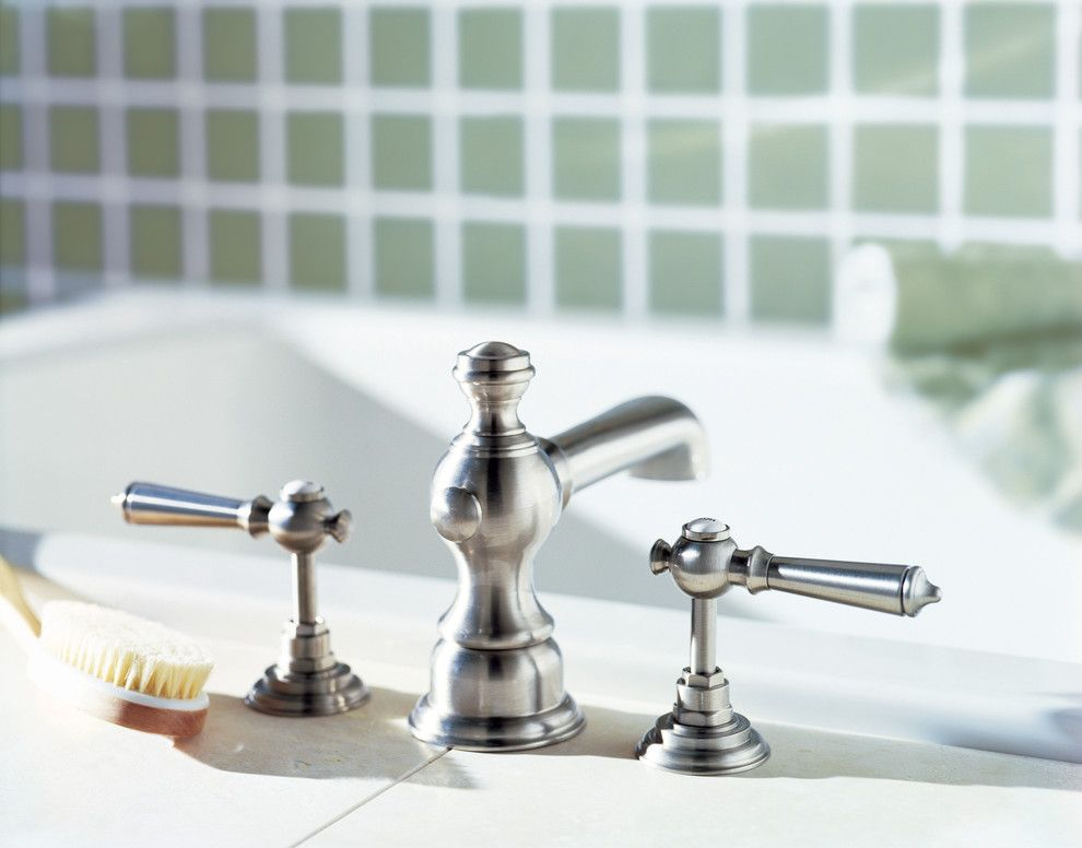 Sigma Faucets for a  Spaces with a Sigma and Bathroom Fixture by Mission West Kitchen and Bath