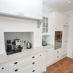 Silestone for a  Kitchen with a  and Woodale Designs by Woodale Designs Ireland