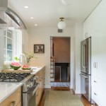 Silestone for a Transitional Kitchen with a Ceiling Lights and Transitional Kitchen by Rillarchitects.com