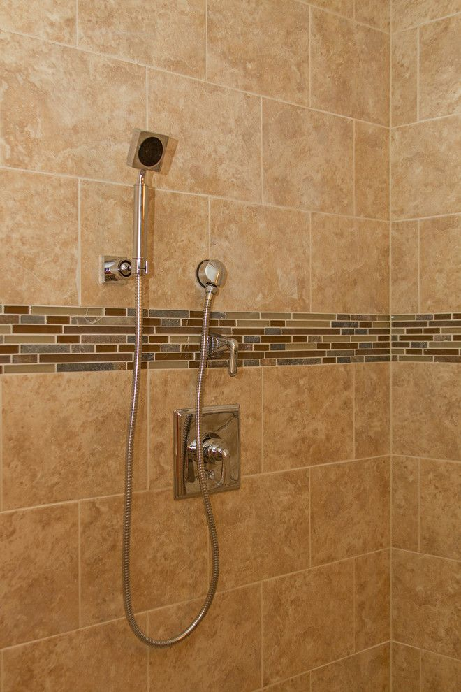 Silverpoint Homes for a  Spaces with a  and Versailles Walk in Shower by Silverpoint Homes