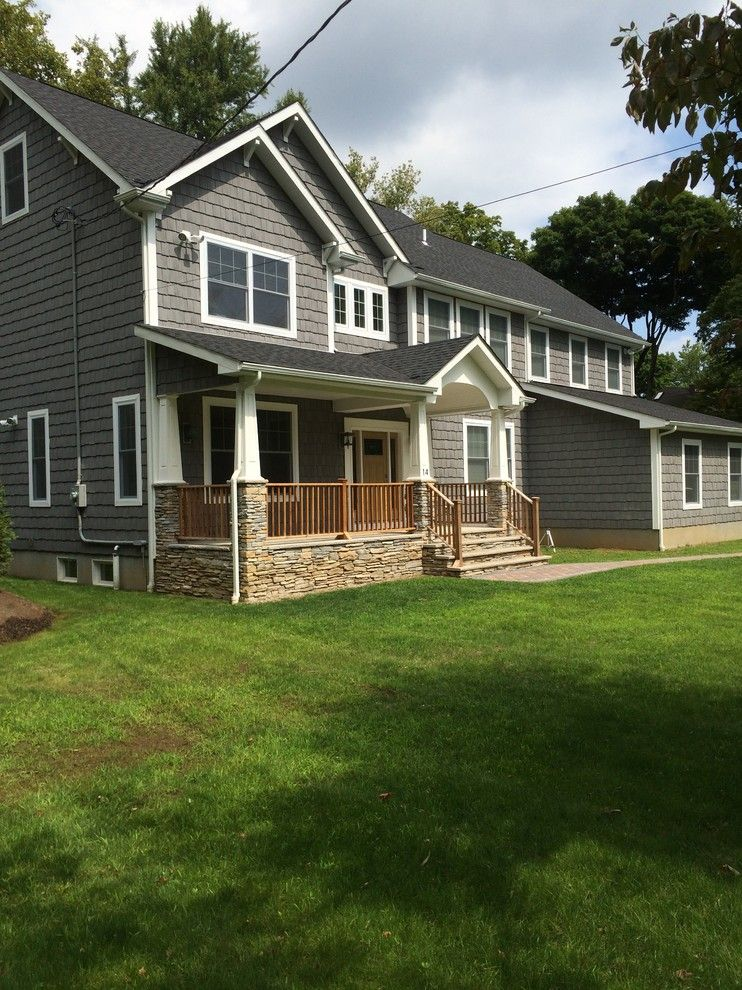 Simplex Homes for a  Spaces with a  and Custom Colonial by Simplex Homes