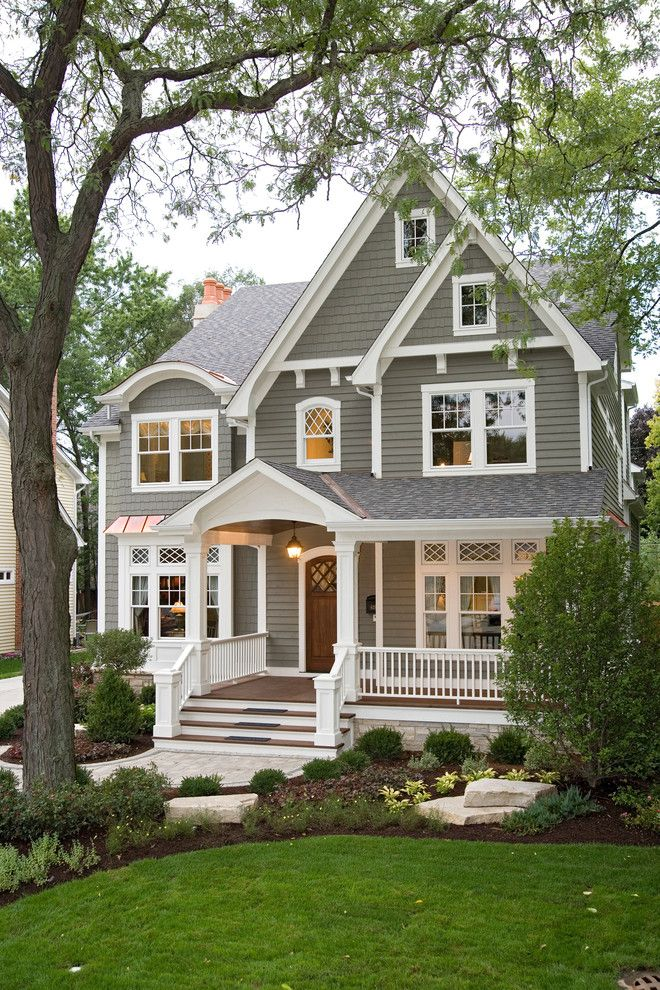 Sitterle Homes for a Traditional Exterior with a Window Trim and Custom Architecture by Jb Architecture Group, Inc.