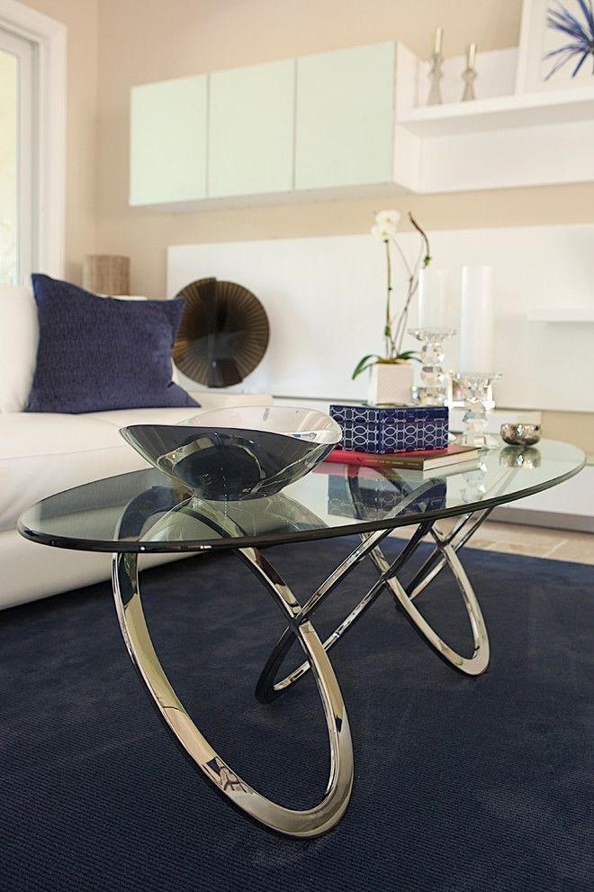 Sklar Furniture for a Contemporary Living Room with a Contemporary Design and Kay - Client S by Sklar Furnishings
