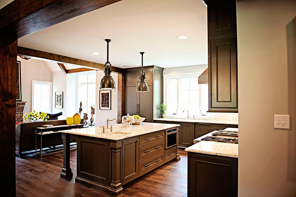 Smokey Mountain Tops for a  Kitchen with a  and Parade of Homes   Knoxville by Smokey Mountain Tops