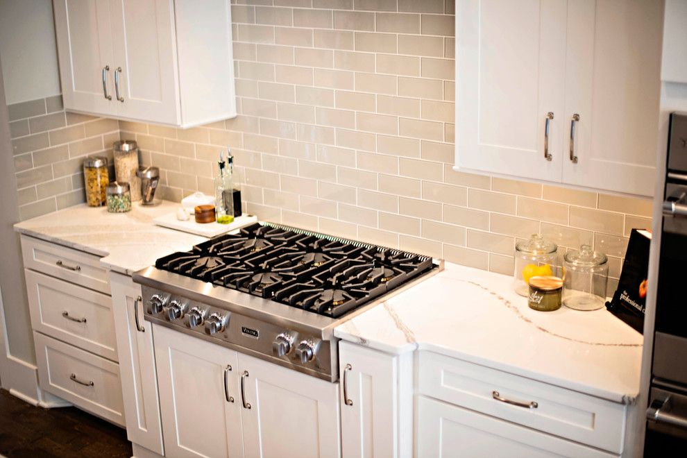 Smokey Mountain Tops for a Transitional Kitchen with a Smokey Mountain Tops and Brittanicca Beauty by Smokey Mountain Tops