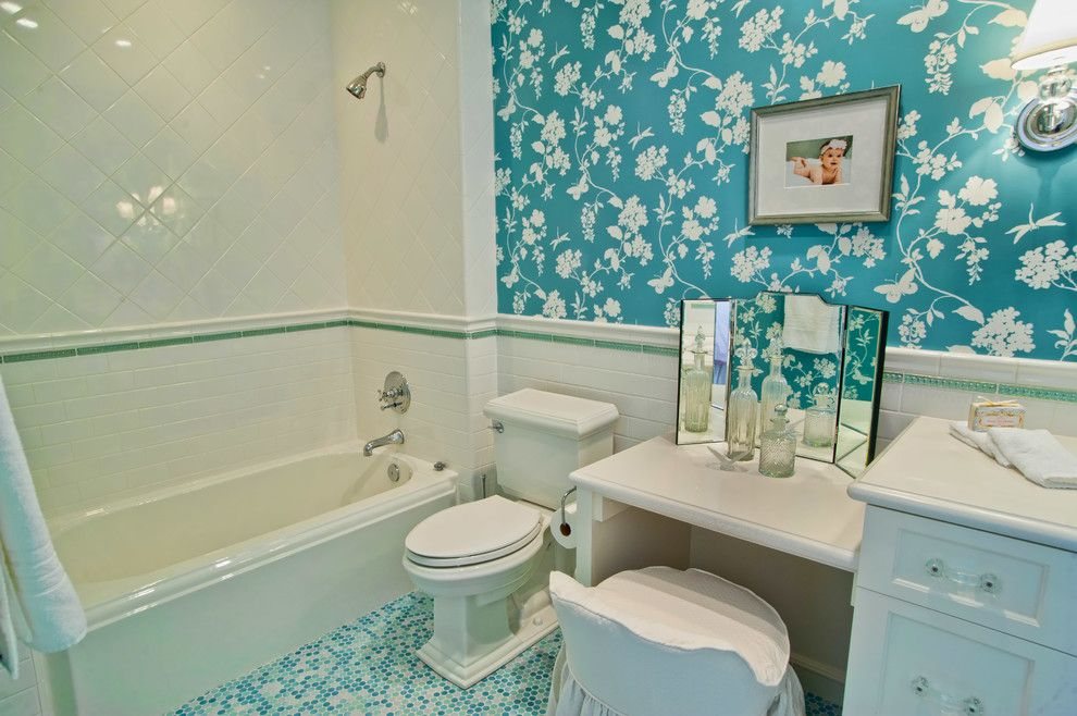 Snyder Diamond Santa Monica for a Eclectic Bathroom with a Countertop and Brentwood, Ca 3 by Structure Home