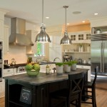 Soapstone for a Transitional Kitchen with a Stainless Fridge and 2013 Parade of Homes Granger Cottage by Witt Construction