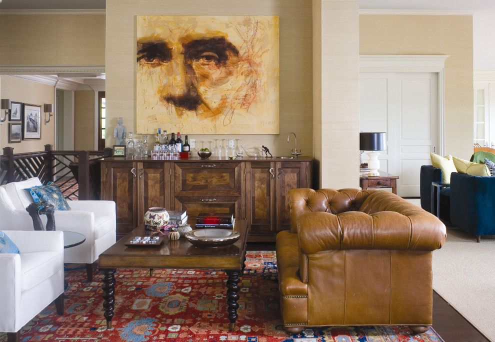 Sofa Mart Denver for a Traditional Family Room with a White Armchairs and 2010 Colorado Homes & Lifestyles