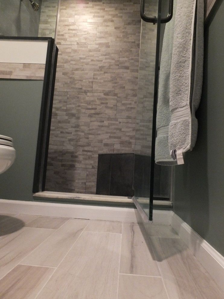 Solera Sinks for a Transitional Bathroom with a Nature Influenced and Lks Nature Influenced Bathrooms by Designed by Krystle