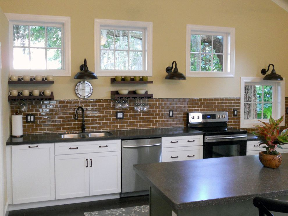 Spencers Appliances for a Traditional Kitchen with a Timeless and Carriage House by All About You   Ann & Angelo Cane/kristen Spencer