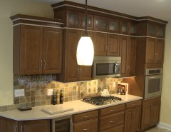 Statewide Remodeling for a Traditional Kitchen with a Dining Table and Tim P by Curtis Lumber Ballston Spa