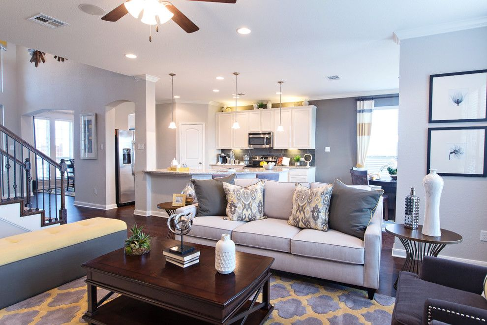 Stylecraft Builders for a Modern Spaces with a Copperas Cove New Homes and Heartwood Park Model Home by Stylecraft Builders
