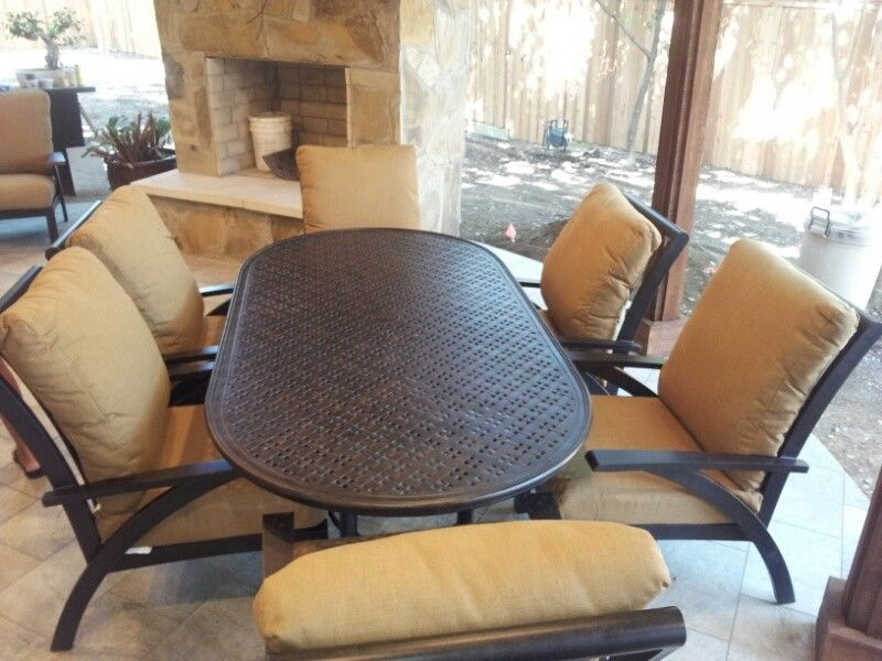 Sunnyland Furniture For A Patio With A Texas And Best Patios In North Texas  By Sunnyland