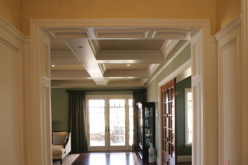 Superior Moulding for a Traditional Spaces with a Molding and Trim Details by Superior Moulding of Nevada