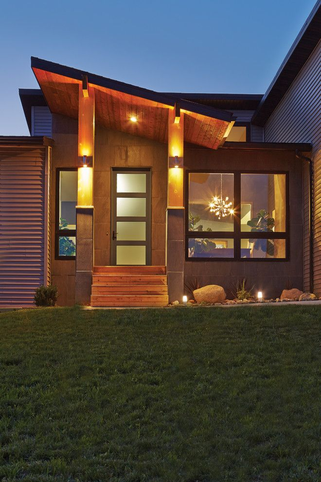Sutter Home and Hearth for a  Exterior with a Grass and Kolbe Windows & Doors by Kolbe Windows & Doors