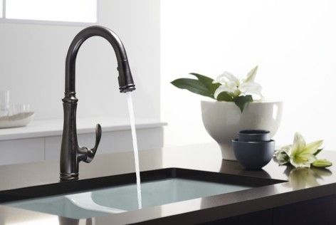 Tap Plastics for a Eclectic Kitchen with a Kohler and Eclectic Kitchen by Us.kohler.com