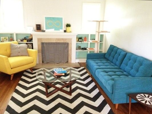 Thrive Home Furnishings for a Midcentury Spaces with a Mid Century Modern Sofa and Tyler Sofa   Thrive Furniture by Thrive Home Furnishings