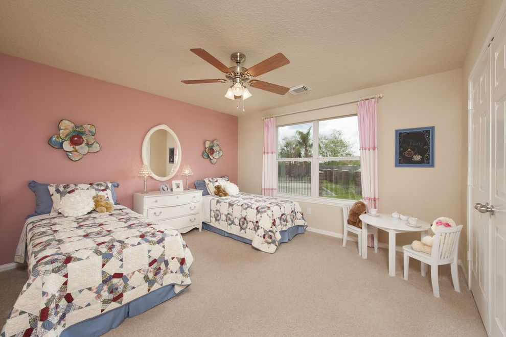 Tilson Homes for a Traditional Bedroom with a Tilson Homes and the Nueces by Tilson Homes
