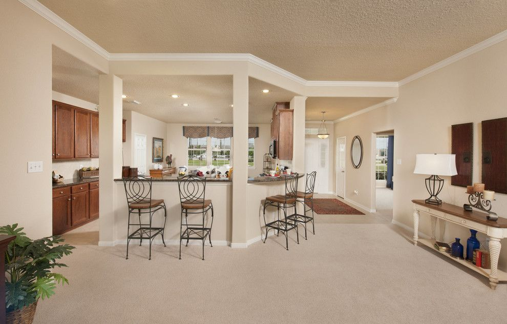 Tilson Homes for a Traditional Kitchen with a the Nueces and the Nueces by Tilson Homes