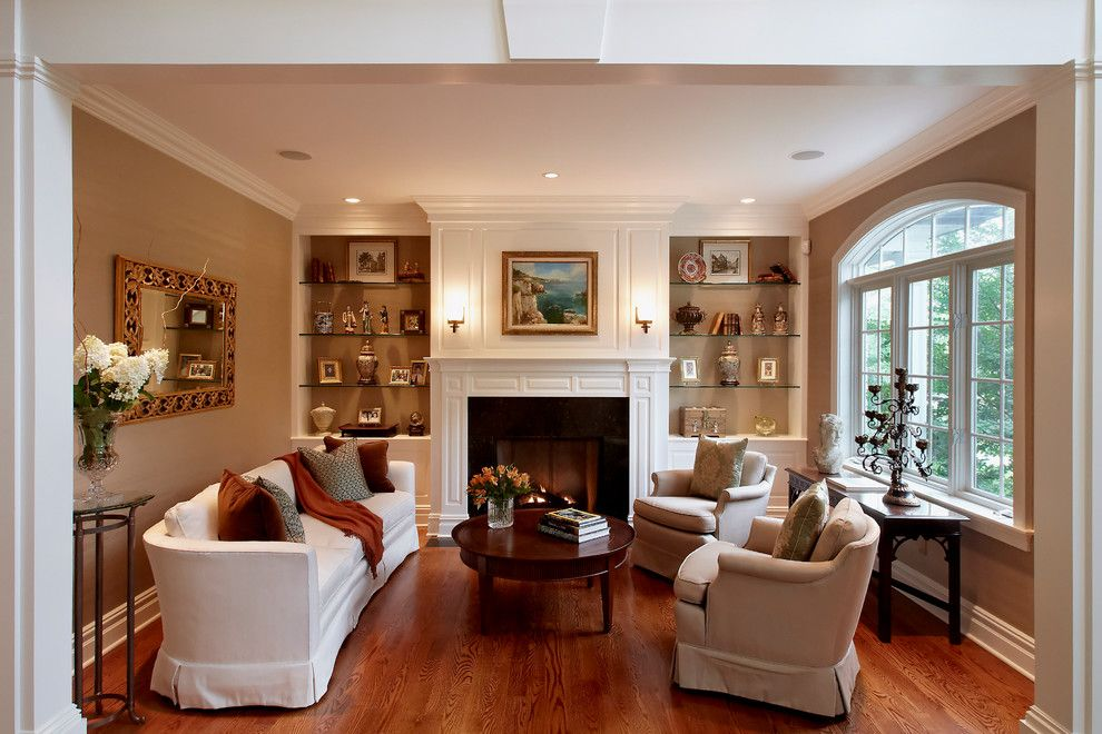 Tim O Brien Homes for a Traditional Living Room with a Custom Millwork and Guilford, Ct. Residence by Grande Interiors