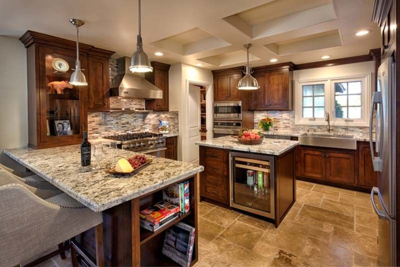 Timberland Homes for a  Kitchen with a  and Southern California by Ferguson Bath, Kitchen & Lighting Gallery