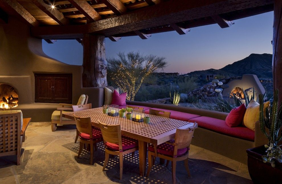 Tourfactory for a Southwestern Patio with a Arizona and for Sale   Lone Mountain Ii 69 & 70 Desert Mountain, Scottsdale, Az by the Power of 4   Berkshire Hathaway