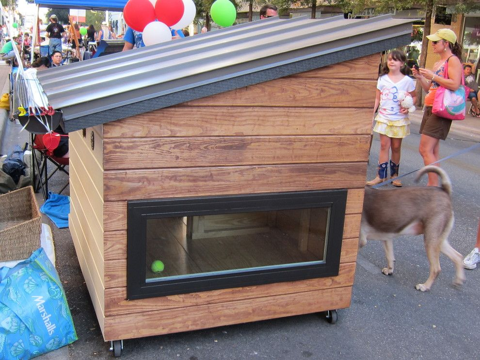 Treehouse Austin for a  Spaces with a  and Barkitecture 2011 by Scheer & Co.