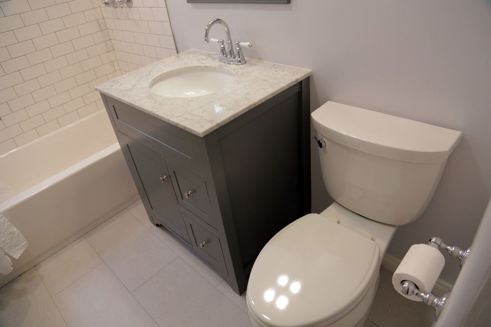 Treeium for a  Spaces with a Burbank and Bathroom Remodeling - Burbank, CA by Treeium Inc.