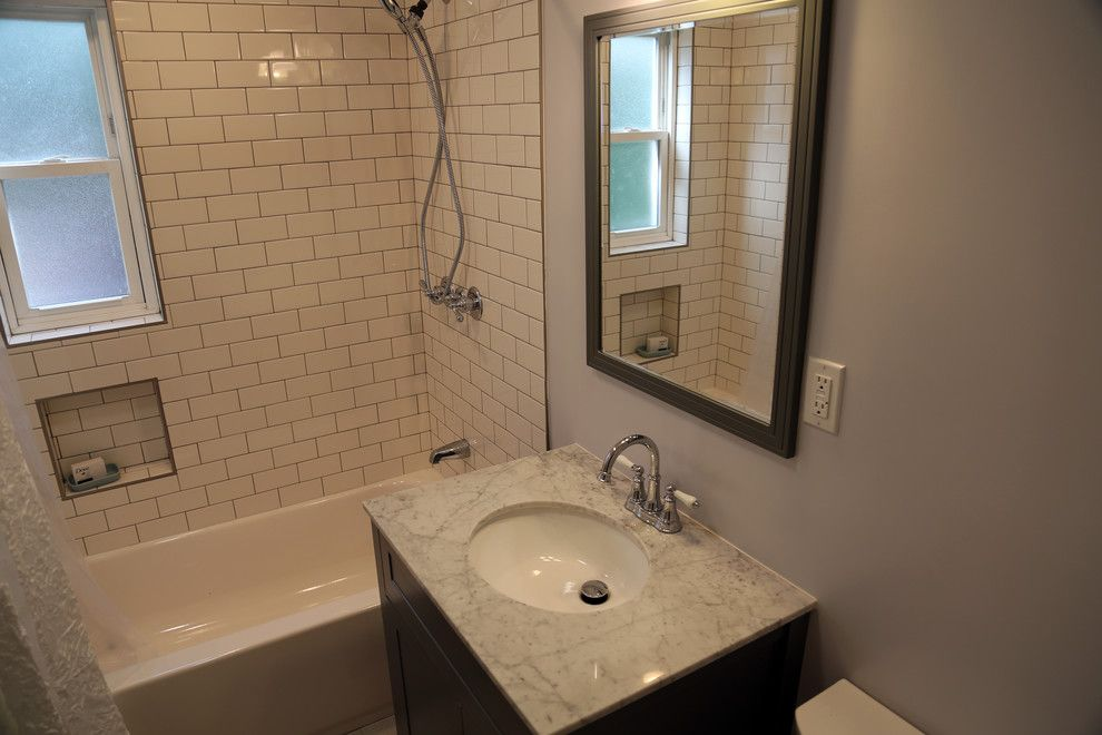 Treeium for a  Spaces with a California and Bathroom Remodeling   Burbank, Ca by Treeium Inc.