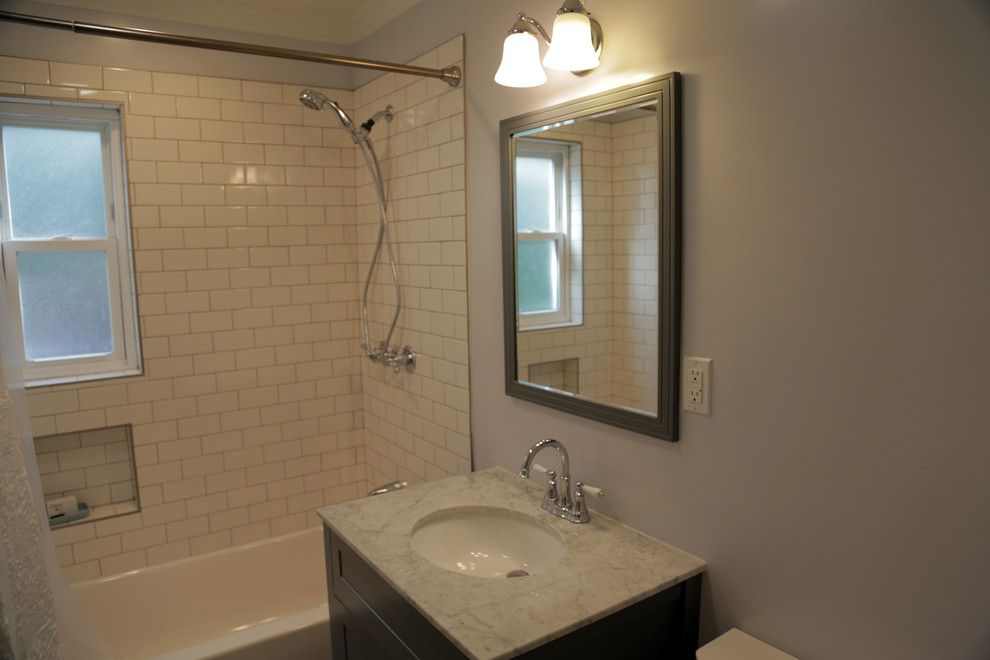 Treeium for a  Spaces with a Treeium and Bathroom Remodeling - Burbank, CA by Treeium Inc.