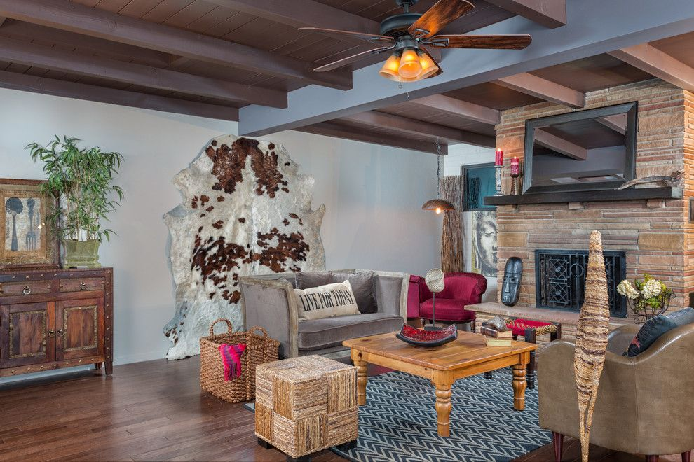 Tres Amigos Tucson for a  Spaces with a  and 140 North Wilson by Tres Amigos Furniture and Accessories