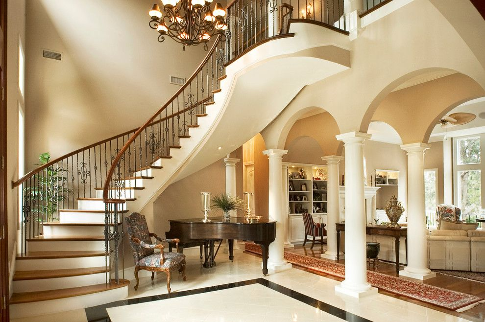 Trulia Charleston Sc for a Contemporary Entry with a Arches and Kiawah Island Classy Place by Architecture Plus, Sc Llc
