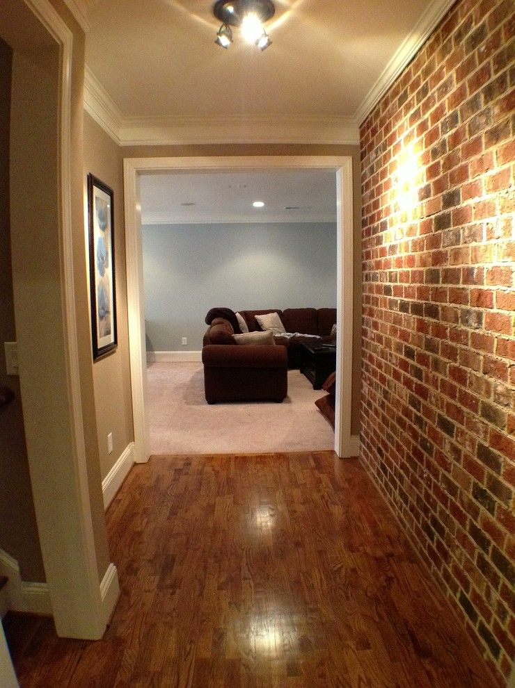 Unfinished Basement Ideas for a Traditional Basement with a Basement Finishing Costs and Kennesaw Basement by the Southern Basement Company