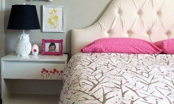 Urban Outfitters Duvet Covers for a Transitional Kids with a Butterfly Chandelier and Modern Whimsy Toddler Bedroom by Nina Jizhar