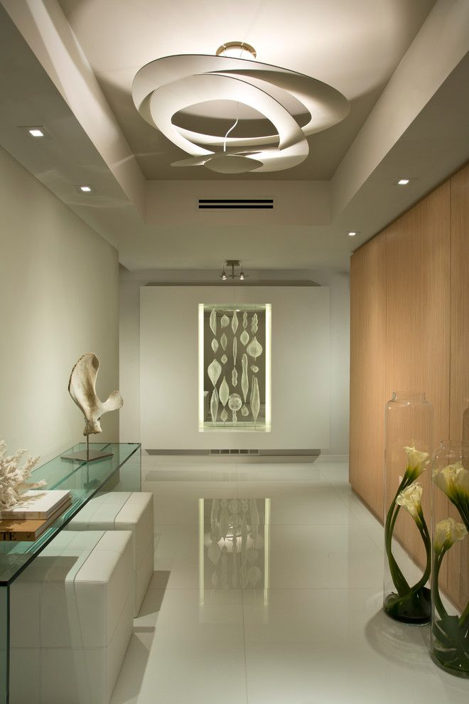 Vrbo Rosemary Beach for a Contemporary Entry with a Spiral Pendant Light and Dream Home 3 by Artefacto Usa