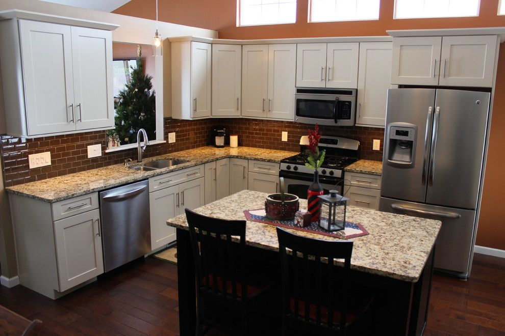 Waypoint Cabinets for a Traditional Kitchen with a Cabinet S Top and Kitchen Remodel, Medina, Oh  #8 ~ Waypoint Cabinets by Cabinet S Top