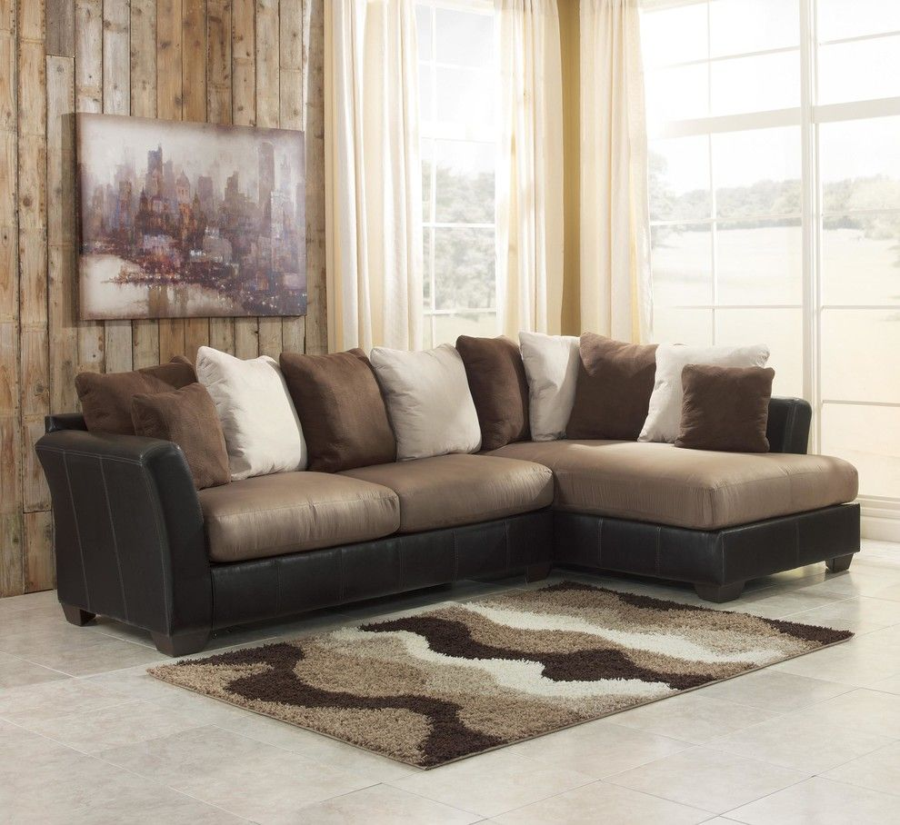 Wayside Furniture for a Transitional Living Room with a Tile Flooring and Some of the Products We Offer by Wayside Furniture
