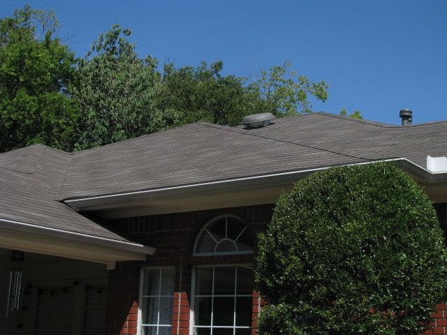 Weathered Wood Shingles for a Traditional Exterior with a Waco Roofing and Weathered Wood Shingled Roof by Rhino Construction