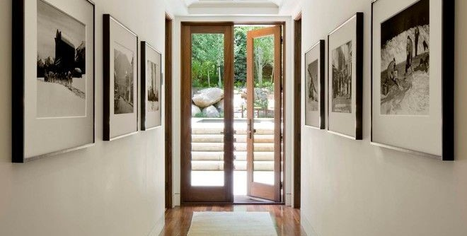 Wesley Hall Furniture for a Transitional Hall with a Entry and Hall by Architecture | Interiors | Planning