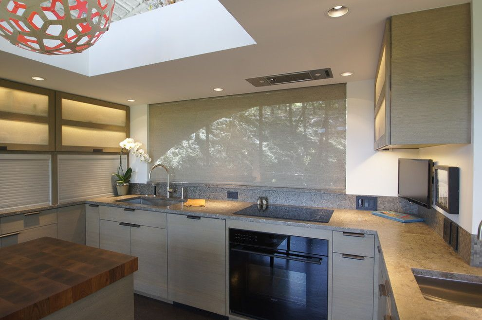 Westlake Residential for a Modern Kitchen with a David Trubridge Pendants and Westlake Kitchen Remodel by Meier Residential