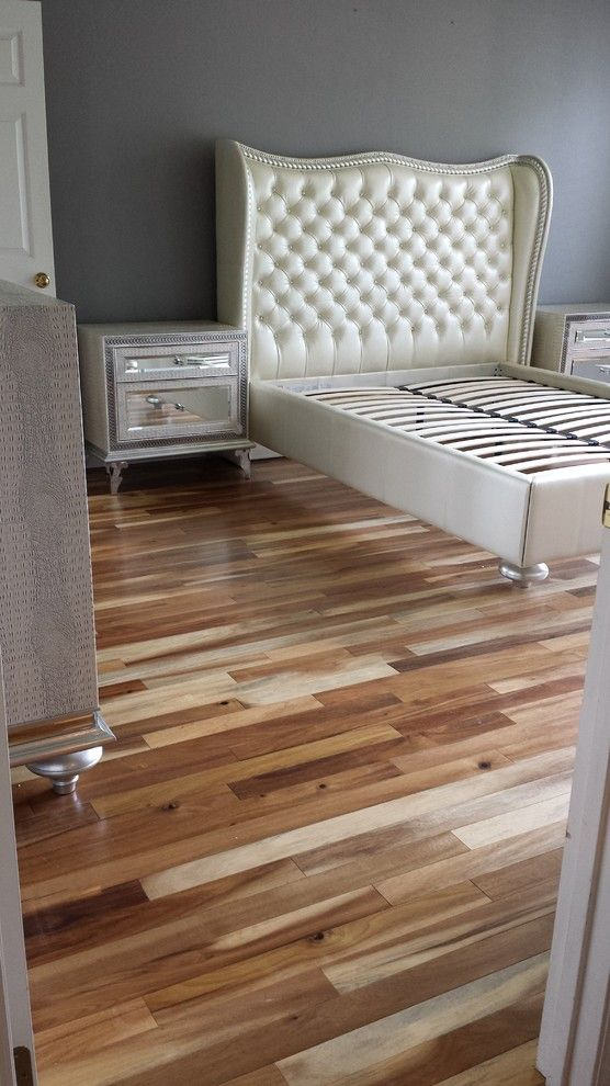 What Is Engineered Hardwood For A Modern Spaces With A Engineered - Modern hardwood floors