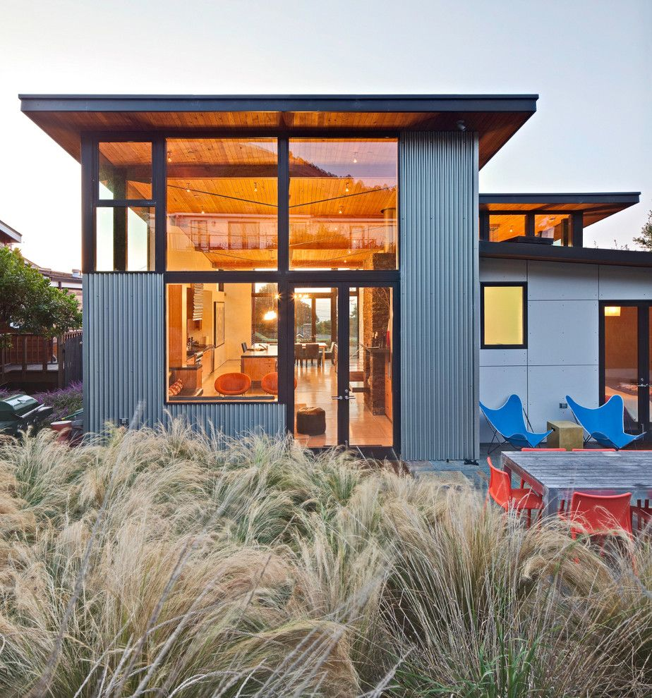 Wilson Parker Homes for a Beach Style Exterior with a Tall Grasses and Stinson Beach House by Wa Design Architects