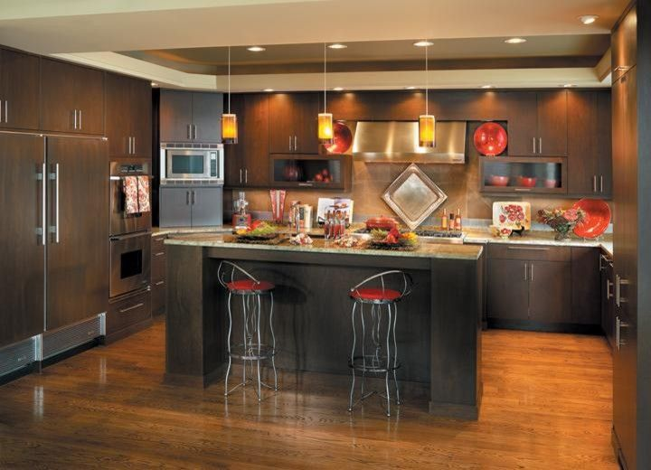 Windsor Plywood for a Contemporary Kitchen with a Contemporary and Custom Cabinets and Countertops by Windsor Plywood