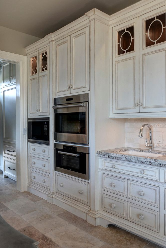Woodland Cabinetry for a Traditional Spaces with a Kitchen and Township Kitchen Cabinets by Woodland Cabinetry by Woodland Furniture