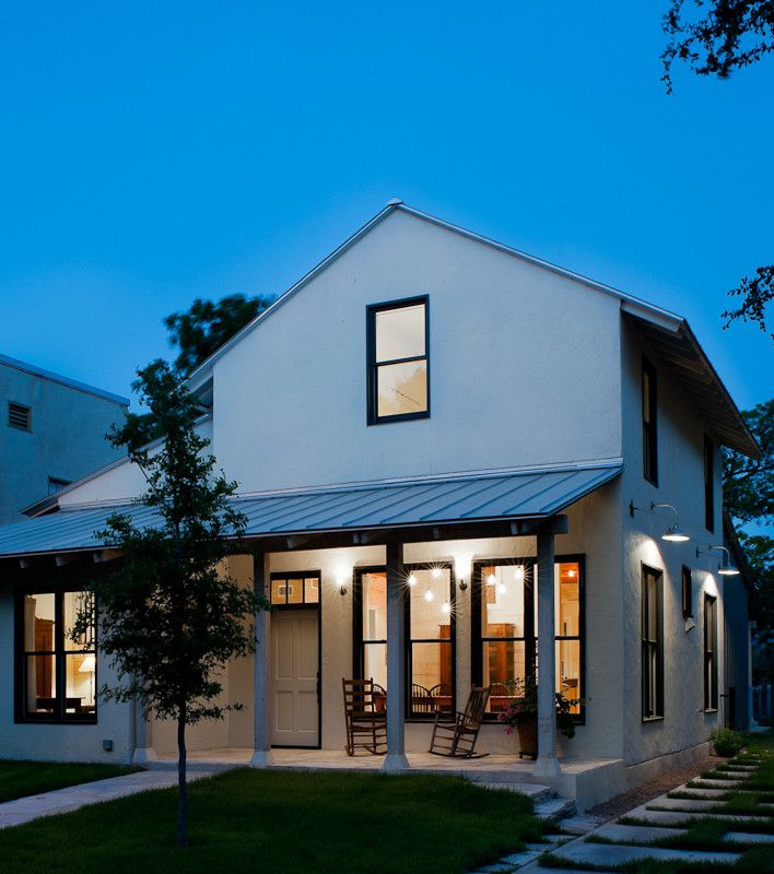 Wormald Homes for a Contemporary Exterior with a Two Story and 310 Madison Residence by Oco Architects, Inc.