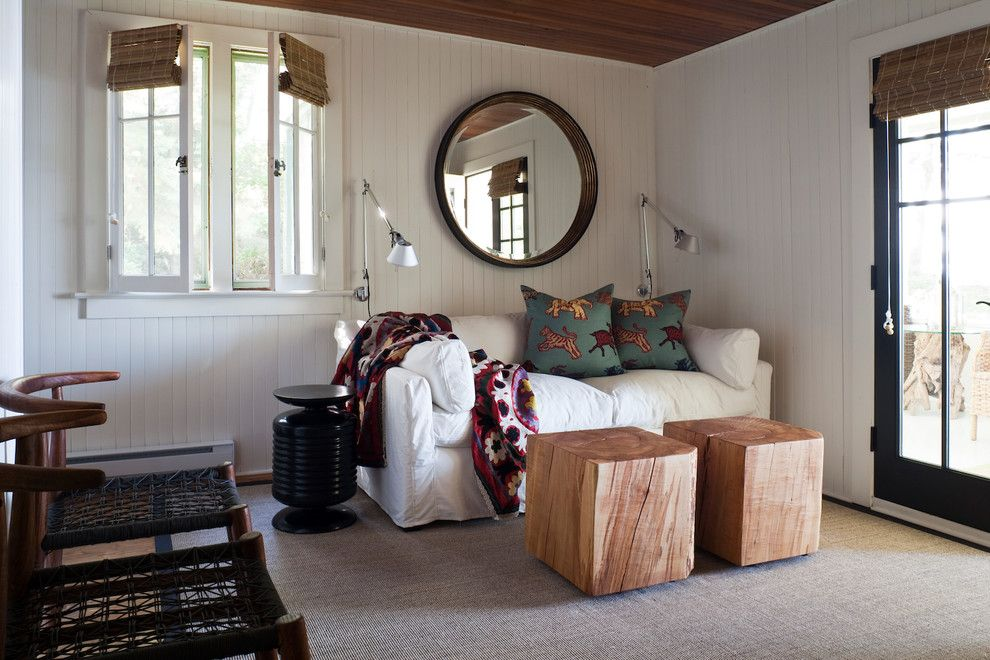 Worts for a  Spaces with a Cottage and Cottages by Jennifer Worts Design Inc.