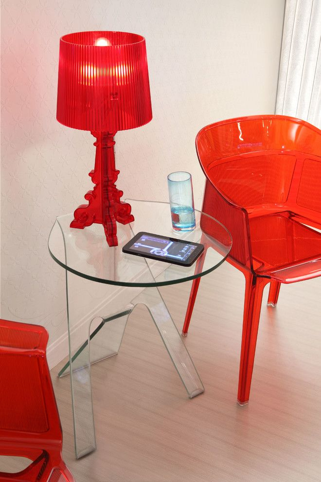 Zuomod for a Modern Living Room with a Zuomod and Journey Side Table by Zuo Modern by Cressina
