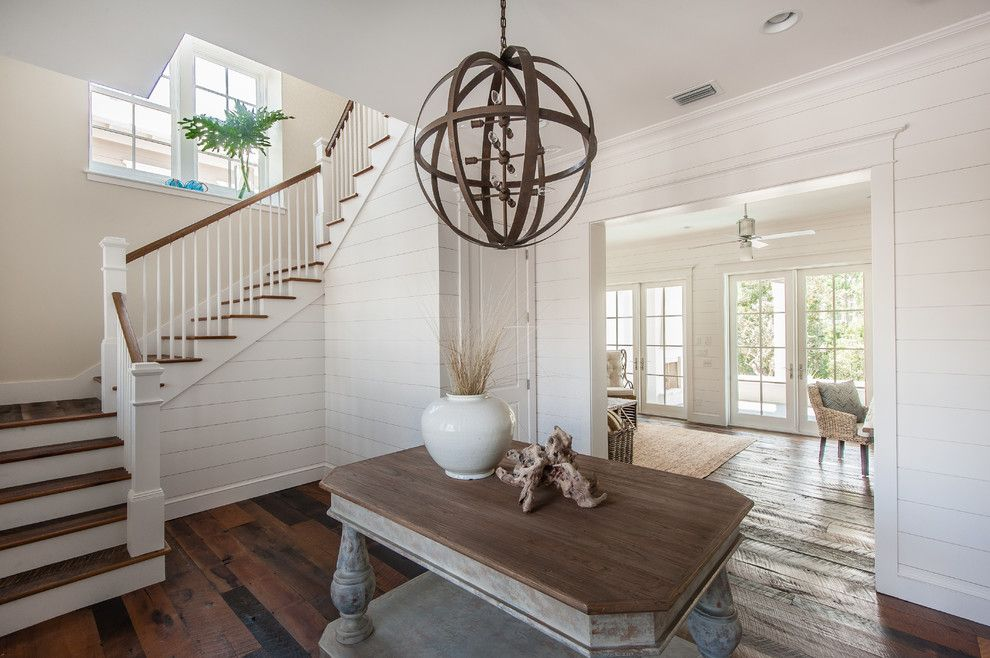 8z Real Estate for a Beach Style Entry with a Staircase and 277 Western Lake by Emerald Coast Real Estate Photography
