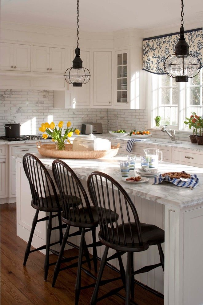 Best Buy Altoona Pa for a Traditional Kitchen with a Framed Cabinets and Nantucket Summer Home by Pinemar, Inc