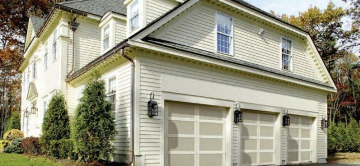 Bielinski Homes for a Traditional Garage with a Garage Doors and Carriage House by Overhead Door Company of Albany